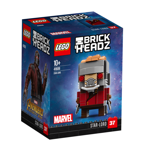 LEGO Brick Headz Star-Lord - 41606
