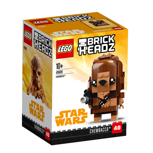 LEGO Brick Headz Chewbacca - 41609