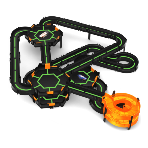 Hexbug Nano Elevation Glows In The Dark Habitat Set