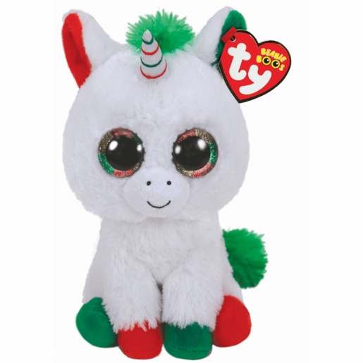 Ty Christmas 2018 Beanie Boo - Candy Cane