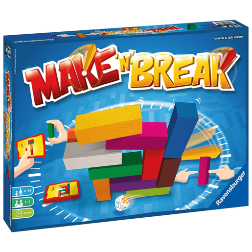 Ravensburger Make N Break - Building Game