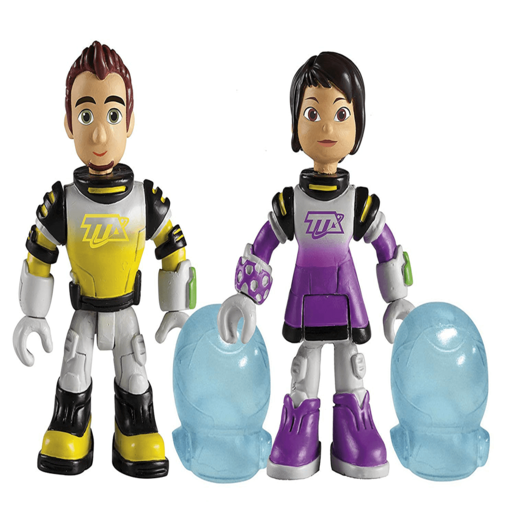 Disney Miles From Tomorrow Two Figure Pack - Leo And Loretta