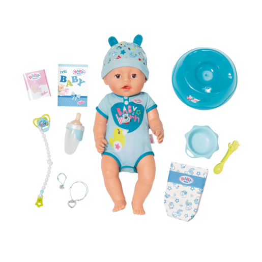 BABY Born 43cm Soft Touch - Boy Doll