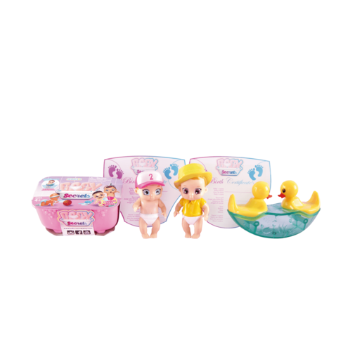 BABY Secrets Series 2 Duck Seesaw Pack