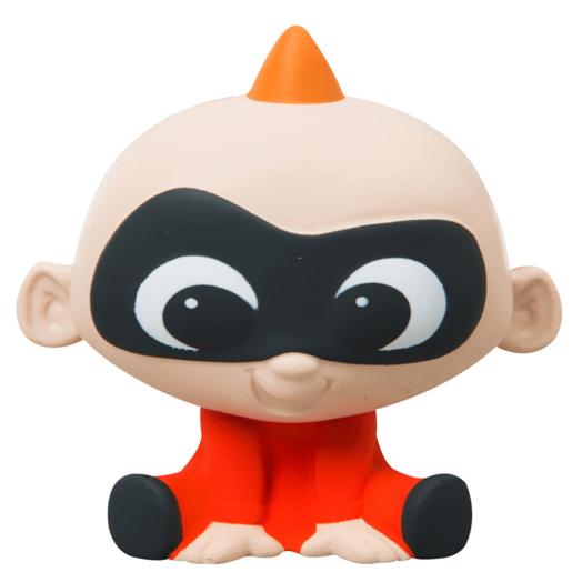 Disney Pixar Incredibles 2 Squish and Squeeze Squishy Palz - Jack - Jack