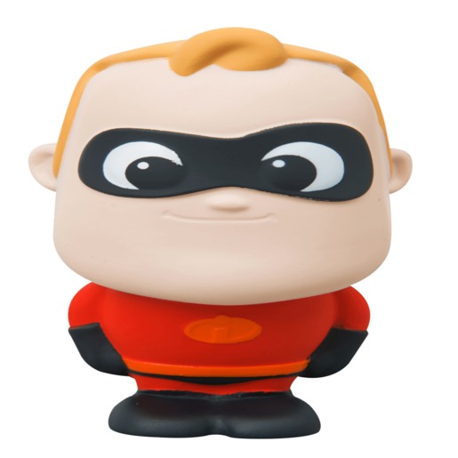Disney Pixar Incredibles 2 Squish and Squeeze  Squishy Palz - Mr. Incredible
