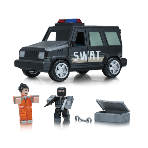 ROBLOX Deluxe Jailbreak: Swat Unit