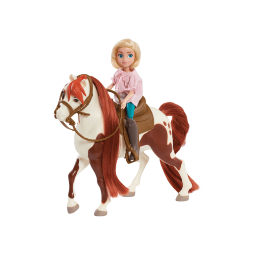 Spirit Small Doll and Classic Horse- Abigail and Boomerang