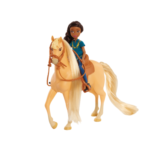 Spirit Small Doll and Classic Horse - Prudence and Chica Linda