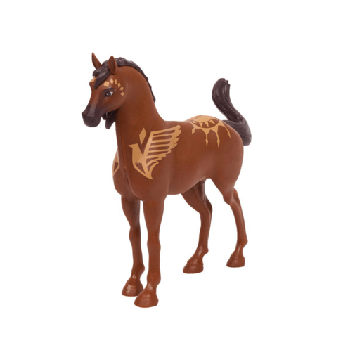 DreamWorks Spirit Riding Free - Crow Horse Figure