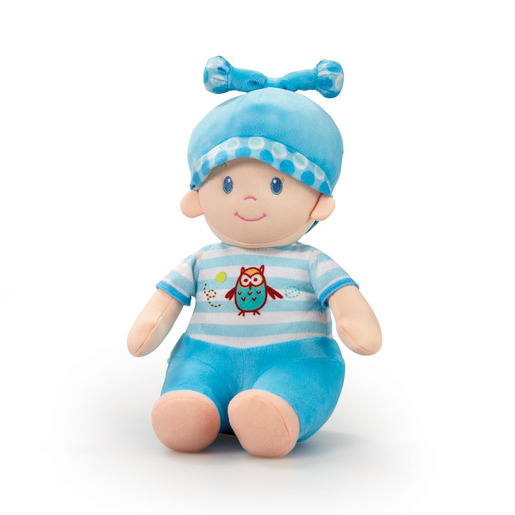 Be My Baby My First 25cm Soft Doll - Blue