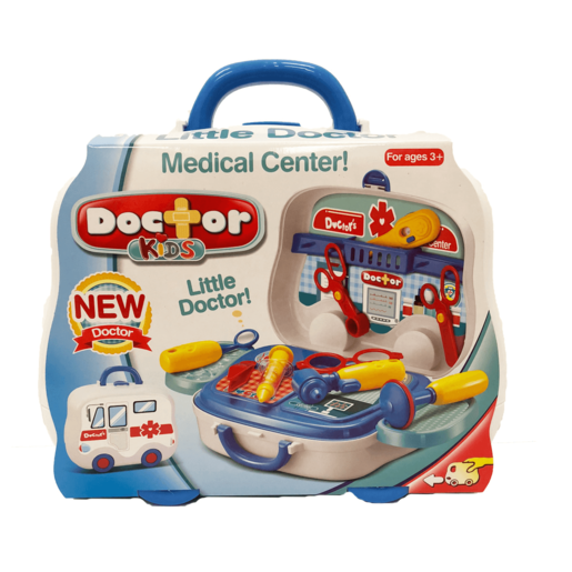 Deluxe Medical Centre Case