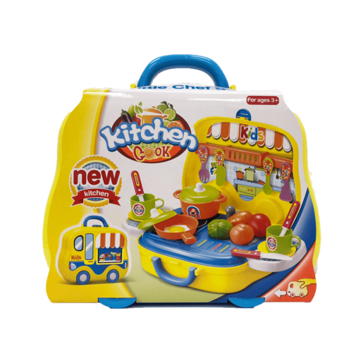 Kitchen Cook Little Chef Set