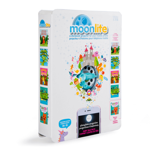 Moonlite - Fairy Tales Gift Pack with 5 Stories
