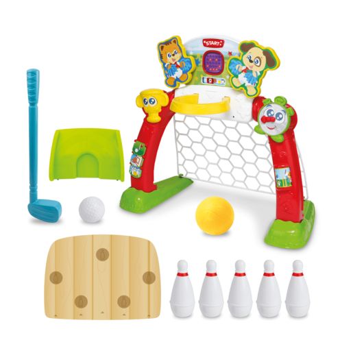 WinFun 4-in-1 Sports Center from TheToyShop