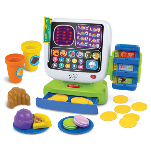 WinFun Smart Café Cash Register Set