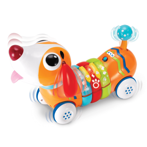 WinFun Remote Control Rainbow Pup