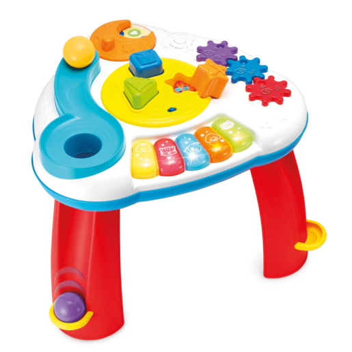 WinFun Balls and Shapes Musical Table