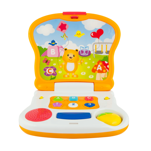 WinFun Laptop Junior - Bear from TheToyShop