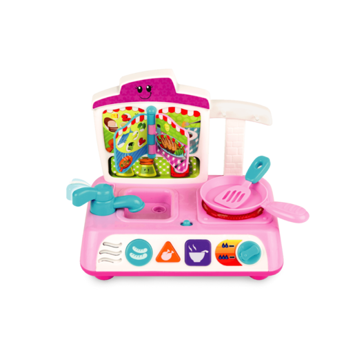 WinFun Cook and Fun Kitchen - Pink