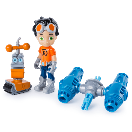 Rusty Rivets Mini Build Packs - Rusty and Crush