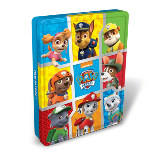 Paw Patrol Tin of Books