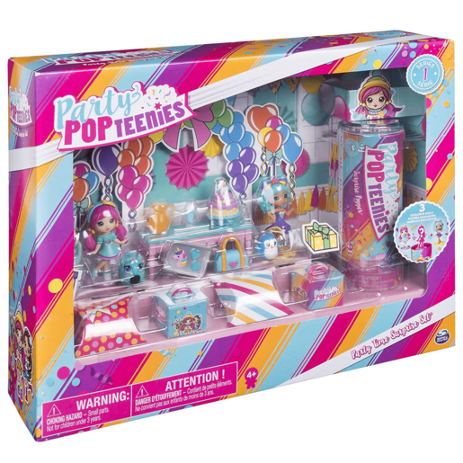 Popteenies Party Time Surprise Set