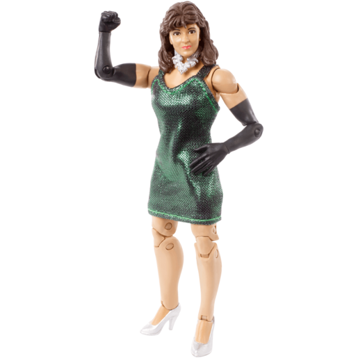 WWE Then Now Forever Action Figure - Miss Elizabeth