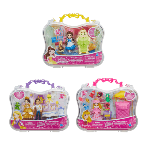 Disney Princess Story Moments Collection Figures