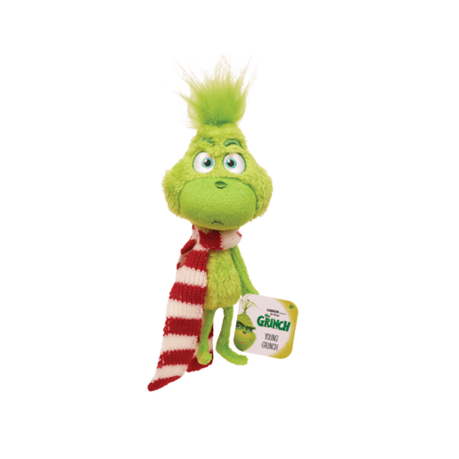 Grinch Plush - Young Grinch