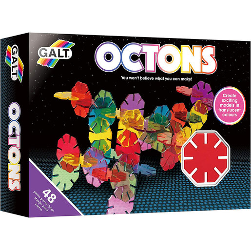 Galt Super Octons Construction Game