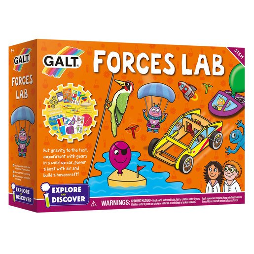 Galt Forces Lab Set