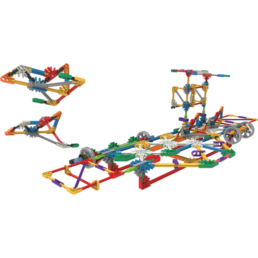 K'NEX Click and Construct Building Set