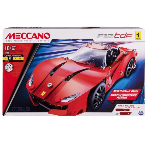Meccano Ferrari Roadster