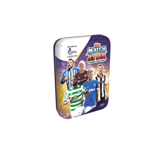 SPFL Match Attax Mini Tins