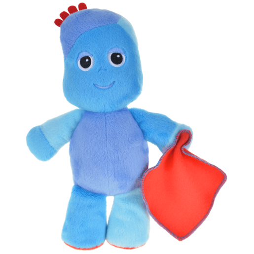 In the Night Garden Snuggly Singing Soft Toy - Igglepiggle