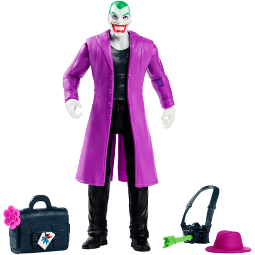 Batman Missions Action Figure - The Joker