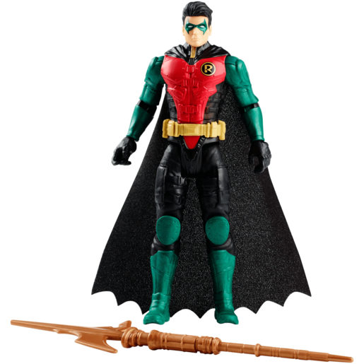 Batman Missions Action Figure - Robin