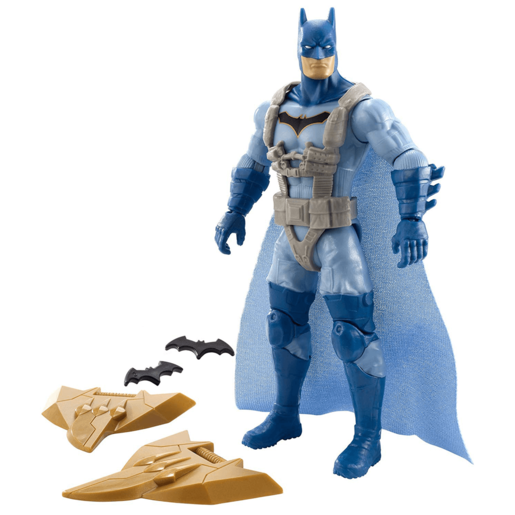 Batman Missions 15cm Action Figure - Night Jumper Batman