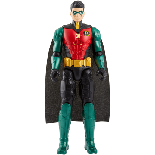 Batman Missions True Moves 30cm Figure - Robin