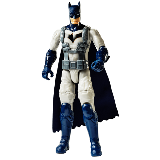 Batman Missions True Moves 30cm Figure - Batman with Armour Suit
