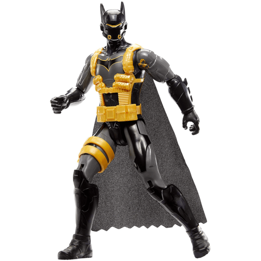 DC True Moves Batman Mission 30cm Figure - Batman