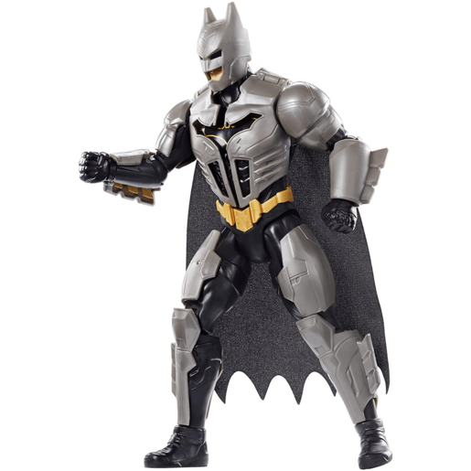 Batman Missions Action Figure -Total Armor Batman
