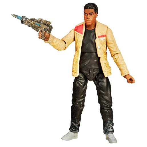 Star Wars Black Series 9.5cm Figure - Finn (Jakku)