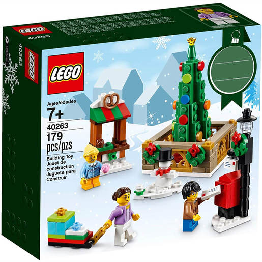 LEGO Christmas Town Square - 40263