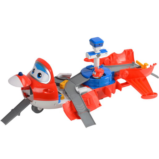 Super Wings Jett's Take-off Tower