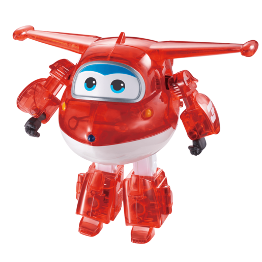 Super Wings - Transforming Vehicle X-Ray Jett
