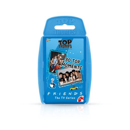Top Trumps Guinness Friends Card Game