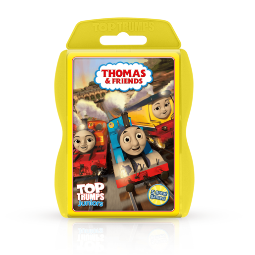 Top Trumps Juniors Thomas and Friends