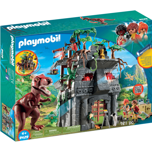 Playmobil Hidden Temple Trex   9429